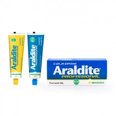 Araldite Profissional 24 hrs Industrial 234g Brascola